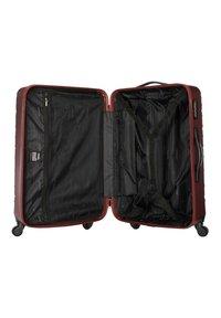 Wittchen - Wheeled suitcase - burgund - 5