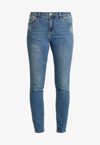 Opus - ELY DENIM TAPE - Slim fit jeans - fresh mind blue - 4