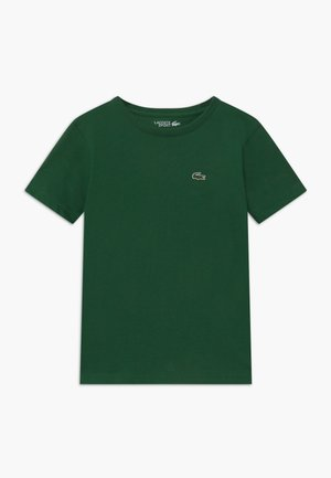 LOGO UNISEX - Basic T-shirt - green