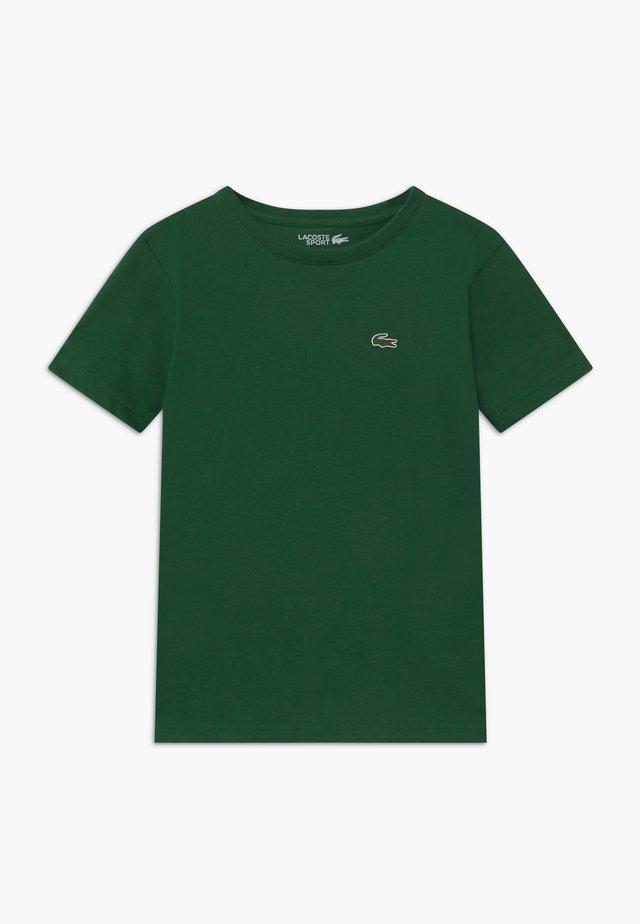 LOGO UNISEX - T-shirt basique - green