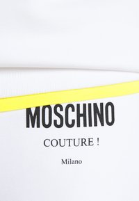 MOSCHINO - TROUSERS - Tracksuit bottoms - white - 4