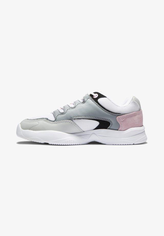 DECEL - Sneakersy niskie - pink/white