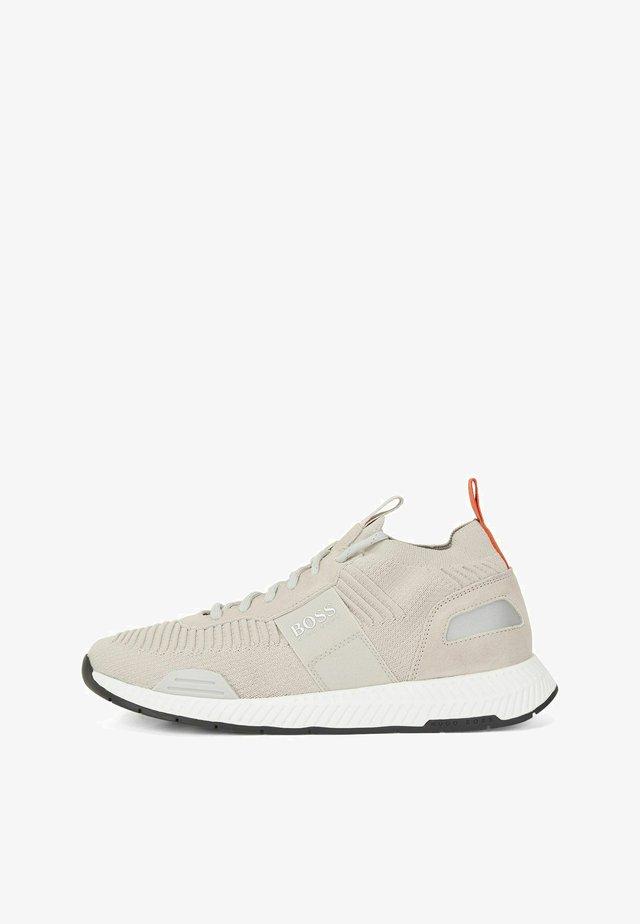 Sneakers laag - light beige