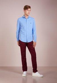 Polo Ralph Lauren - LONG SLEEVE - Koszula - cabana blue - 1