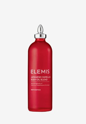 ELEMIS SP@HOME JAPANESE CAMELLIA OIL BLEND - Body oil - no colour