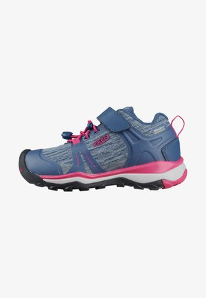 Outdoorschoenen - blue fog/pink peacock