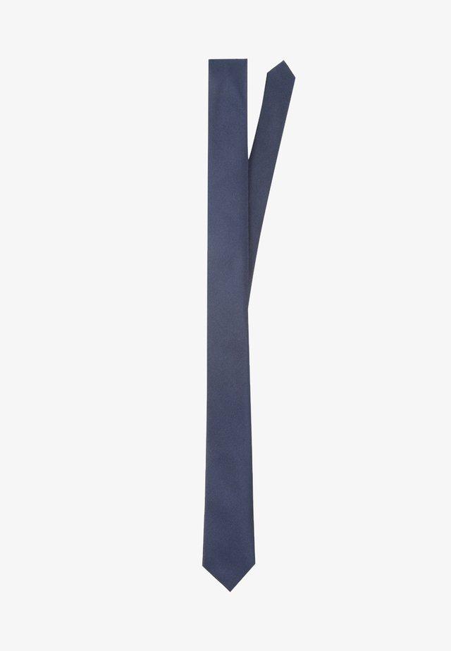 Tie - dunkelblau