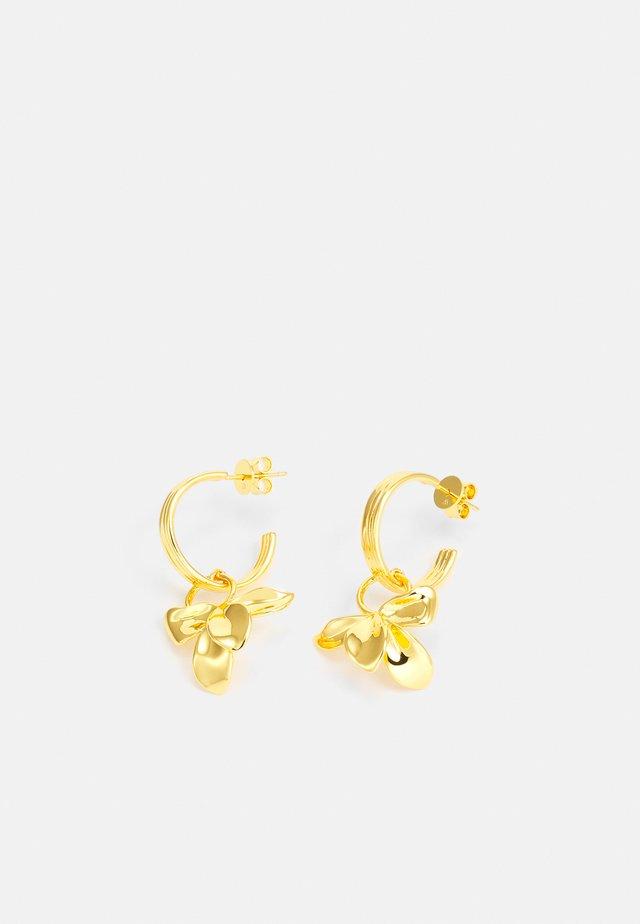 IVY  - Oorbellen - gold-coloured