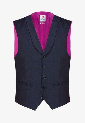 CG PHILIPP - Suit waistcoat - blau