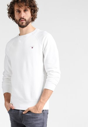 ORIGINAL C-NECK - Sweatshirt - egg shell