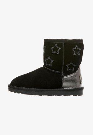 STARS - Bottes de neige - black