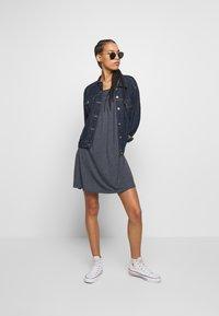 Roxy - RARE FEELING - Korte jurk - mood indigo - 1