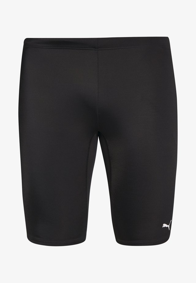 SWIM MEN JAMMER - Zwemshorts - black