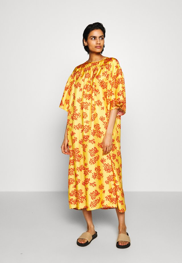 COSIMA - Day dress - yellow