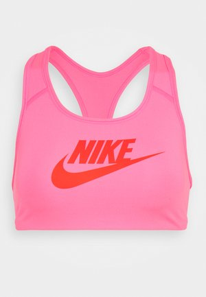 FUTURA BRA - Sport-BH med medium stöd - hyper pink/bright crimson