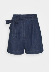 J.CREW - PAPER BAG - Denim shorts - santa ana wash - 4