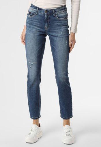 PARIS - Straight leg jeans - medium stone