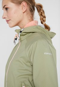 Icepeak - CARMEL - Softshell jakker - antique green - 3