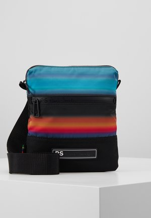 MENS BAG FLIGHT HORIZON - Sac bandoulière - blue