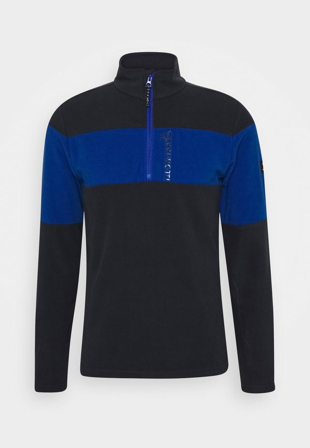 VAUGHN MENS  - Sweat polaire - space blue
