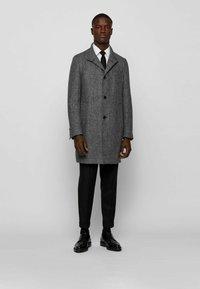 BOSS - SHANTY - Classic coat - black - 1