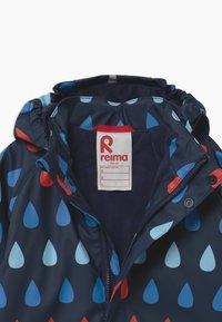 Reima - RAIN KOSKI UNISEX - Impermeable - navy - 3