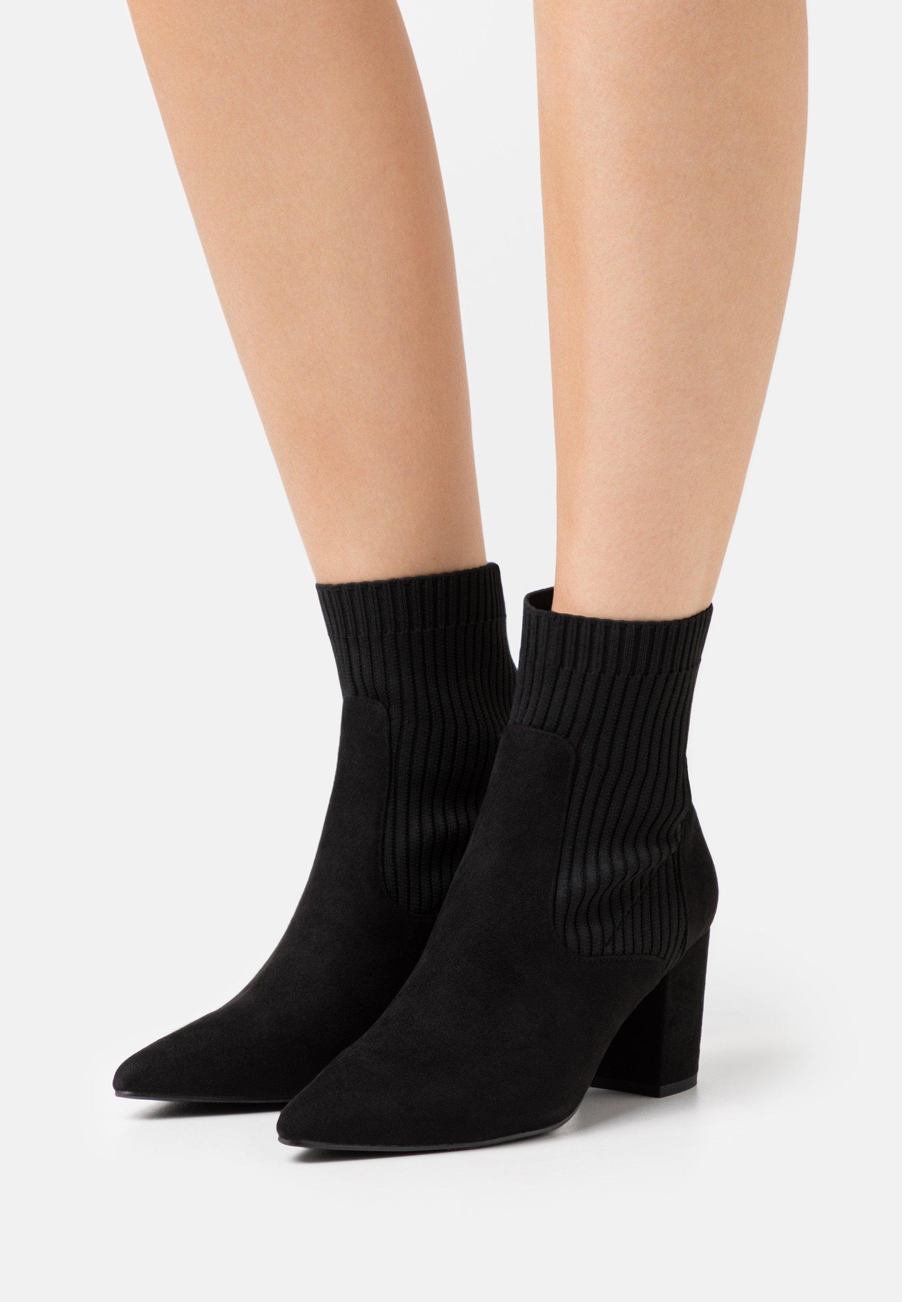 Women BLOCK HEEL BOOT - Classic ankle boots