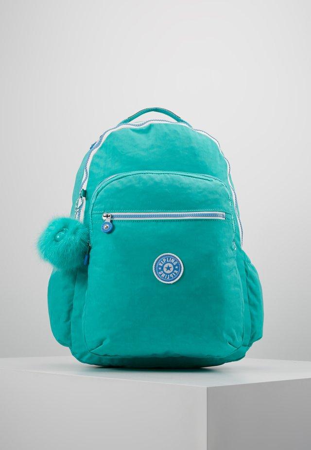 SEOUL GO - School bag - deep aqua