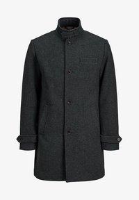 Klassinen takki - dark grey melange
