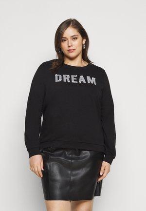 CARCALICO LIFE - Sweatshirt - black