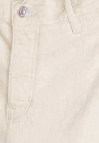 Weekday - BARREL CROPPED TROUSERS - Relaxed fit jeans - beige - 2