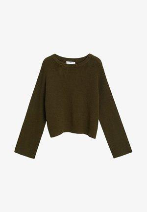 TOTI - Pullover - kaki