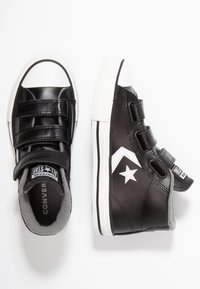 Converse - STAR PLAYER - Sneakers alte - black/mason/vintage white - 0