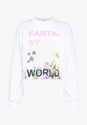 FANTASY - Mikina - white