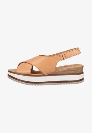 Sandals - shell (weiss)