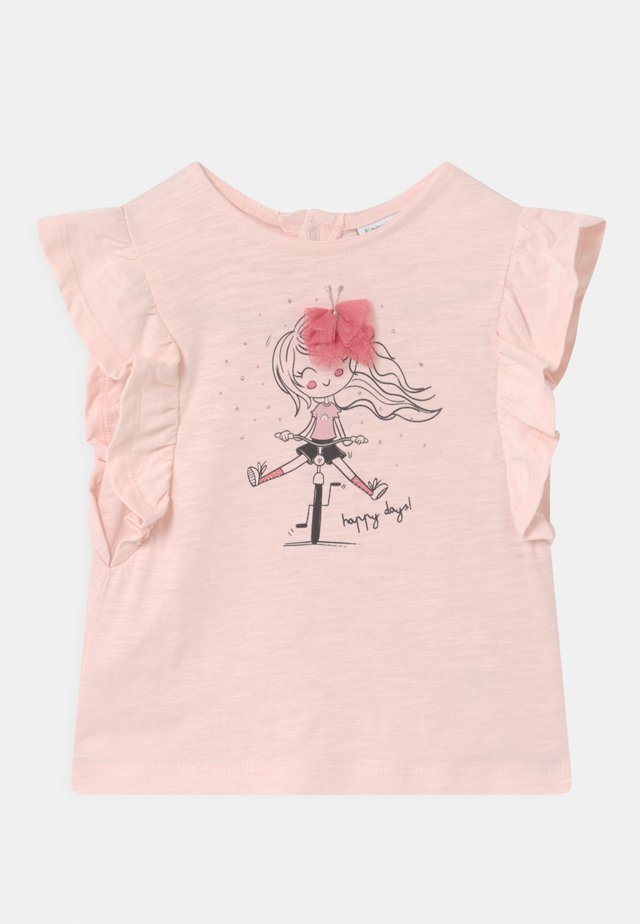 T-shirt con stampa - pearl