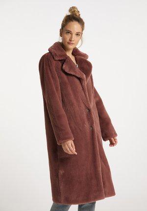 Short coat - kastanie