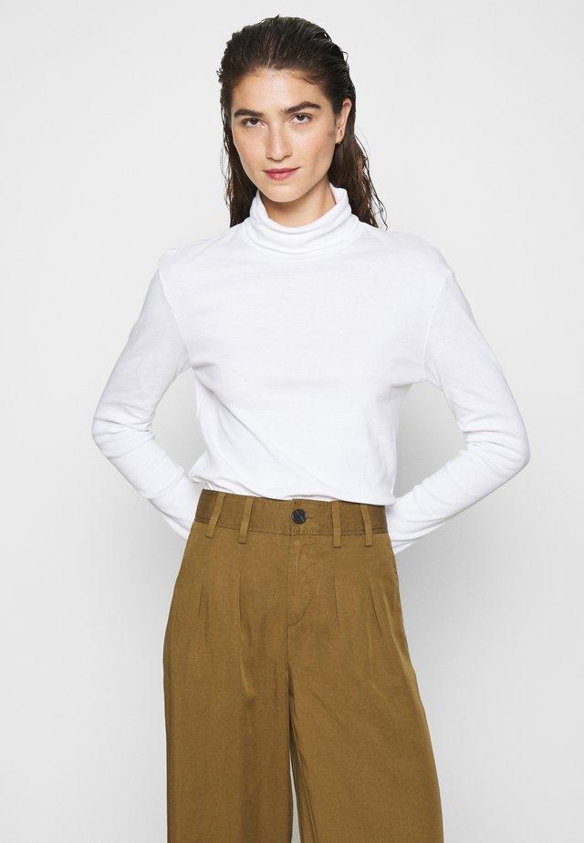 Långärmad tröja - ecume