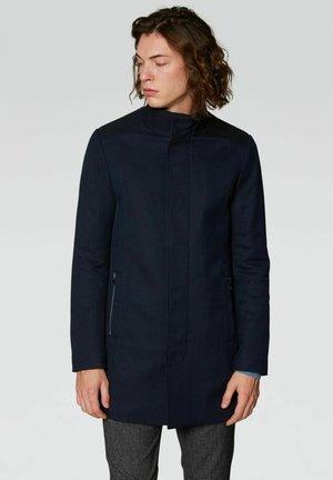 Cappotto corto - blu scuro