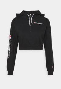 Champion Rochester - HOODED - Jersey con capucha - black - 0