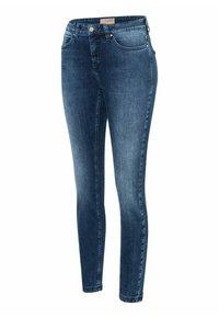 MAC - DREAM AUTHENTIC - Jeans Skinny Fit - blau - 5