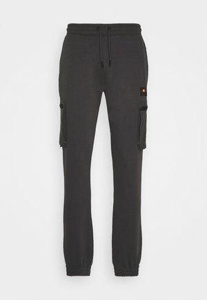 TERZI - Pantalon de survêtement - charcoal
