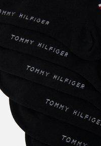Tommy Hilfiger - MEN QUARTER ECOM 6 PACK - Strumpor - black - 1