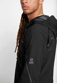 The North Face - M FLIGHT FUTURELIGHT JACKET - Giacca hard shell - black - 4