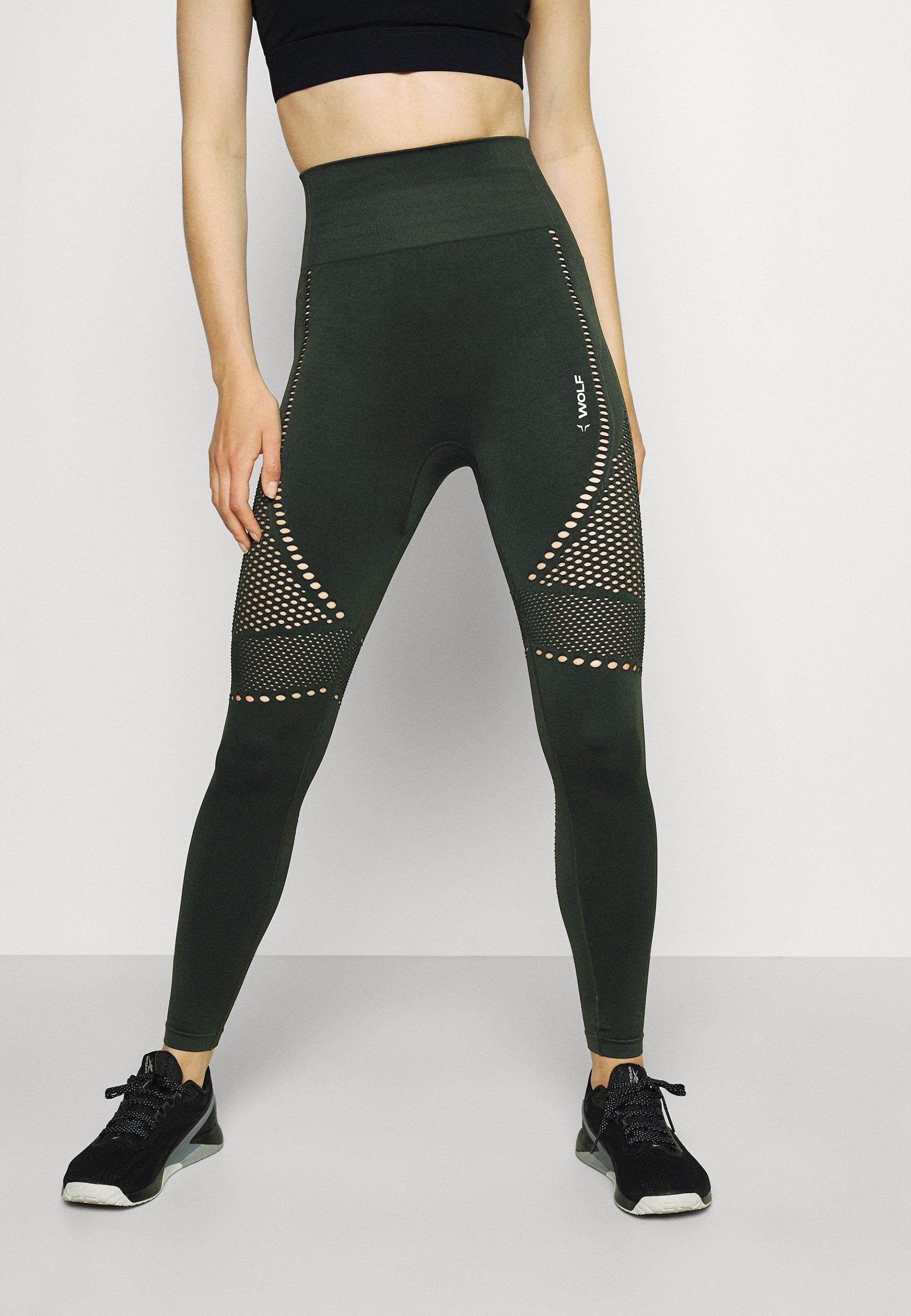 Femme EVOLVE META LEGGINGS - Collants