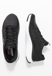 Skechers Sport - SOLAR FUSE - Trainers - black/white - 3