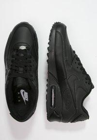 Nike Sportswear - AIR MAX 90 - Baskets basses - black - 1