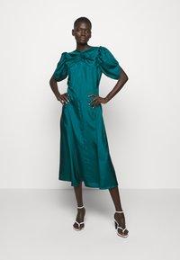 AKNVAS - HELENE - Cocktail dress / Party dress - emerald - 0