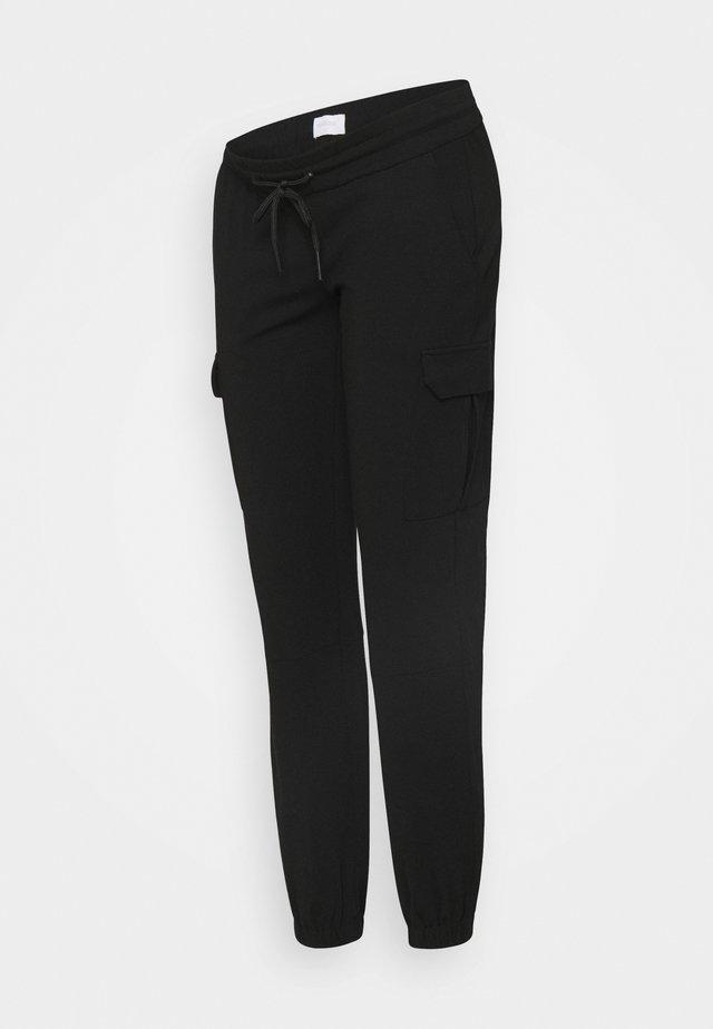 MLMARIE JERSEY PANTS - Pantaloni sportivi - black