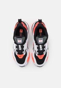 Puma - RS-FAST - Sneakers laag - black/white/red blast - 3